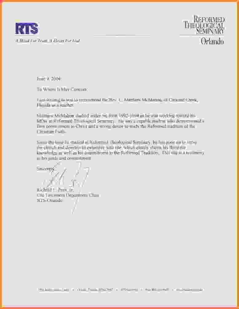 Personal Recommendation Letter Sample.46288508.png - Sales Report ...