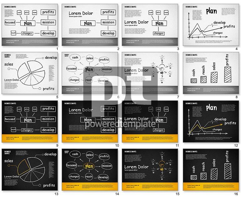 Business Plan Template for PowerPoint Presentations, Download Now ...