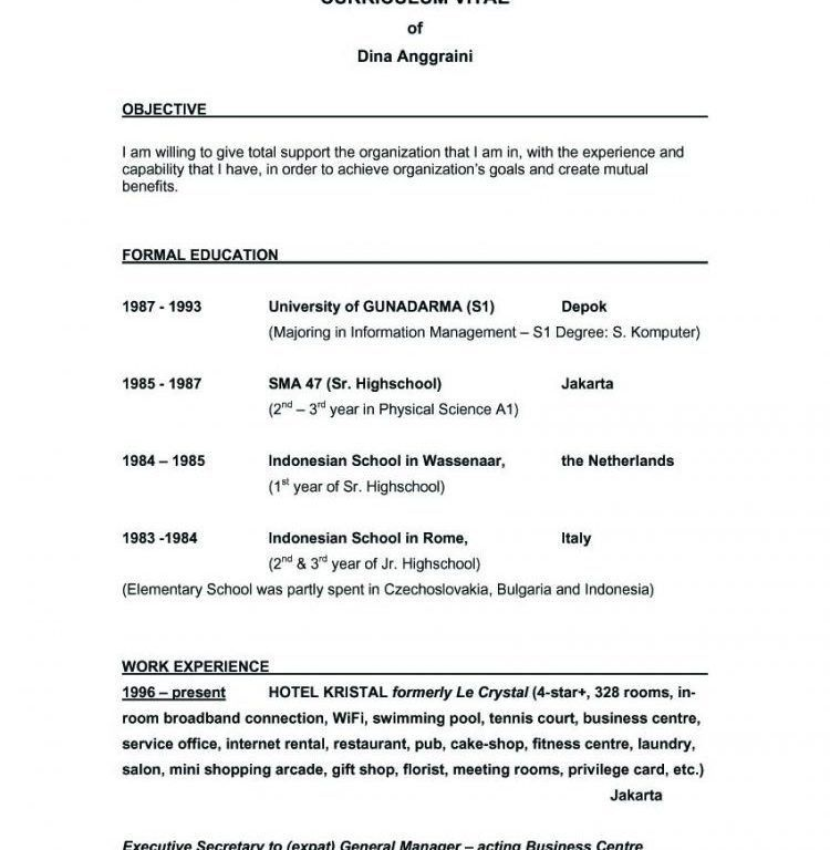 Fashionable Inspiration Great Objectives For Resumes 7 Great ...