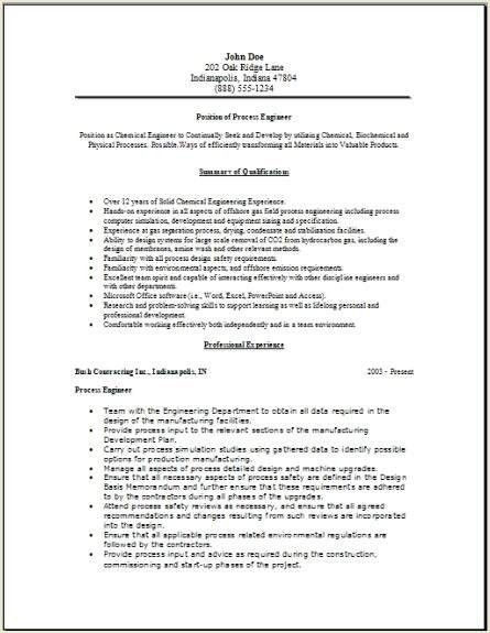 business systems analyst resume