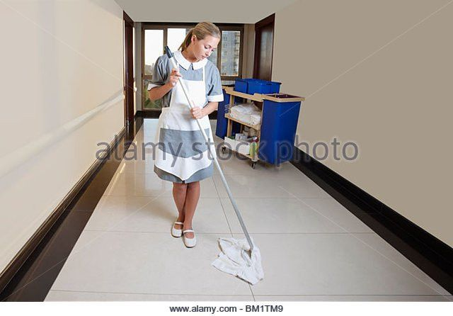 Janitor Cleaning Stock Photos & Janitor Cleaning Stock Images - Alamy
