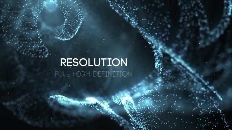 The Blue Space - After Effects Templates | Motion Array
