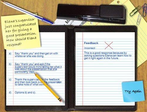 Notebook Articulate Storyline Template – eLearningArt