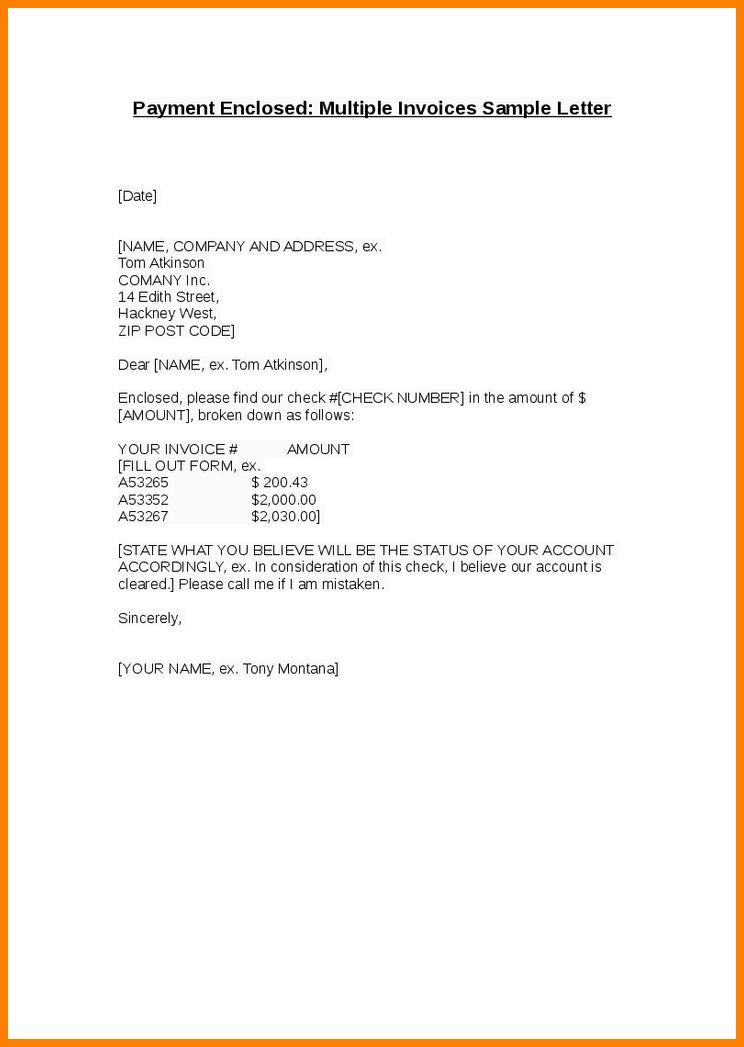 10+ letter format enclosed documents | ledger paper
