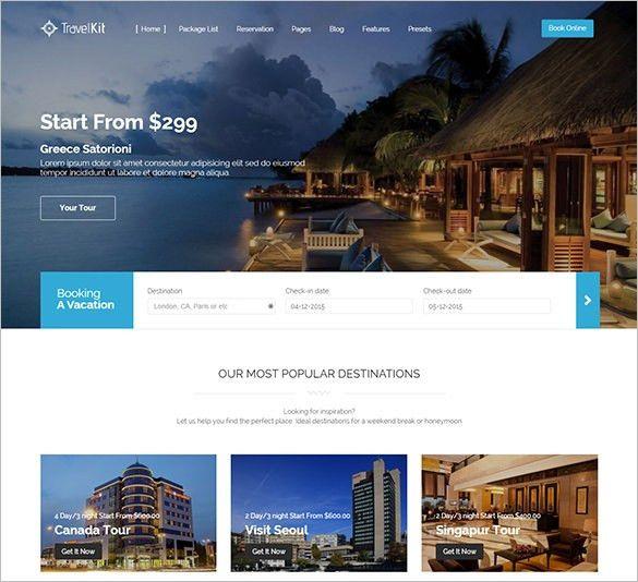 21+ Travel Joomla Themes & Templates | Free & Premium Templates