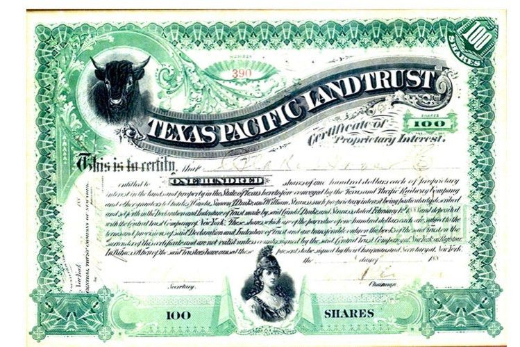 Old Stock Certificates: What Are They Worth? - WSJ