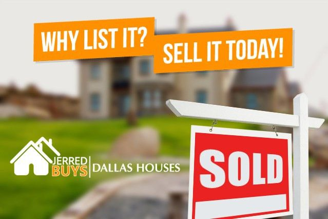 Sell My Inherited House In Dallas, What's The Best Way To Sell?