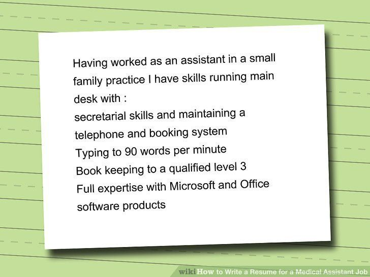 Skills For Medical Resume. 15 Hospital Administrative Assistant ...