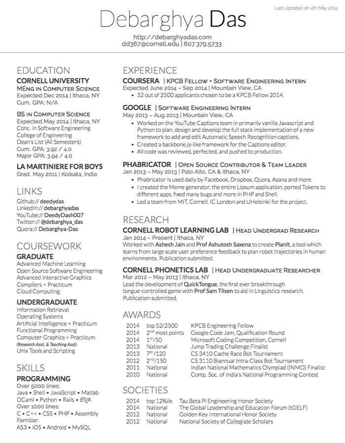 resume examples 2012 bright and modern designer resume templates
