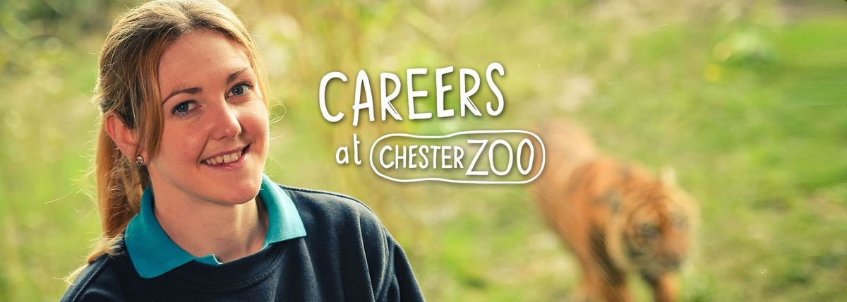 Careers, Jobs & Placements at Chester Zoo