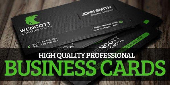 Business Card Templates (PSD) | Design | Graphic Design Junction
