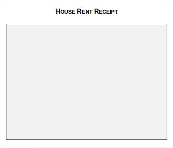 Rental Receipt Template - 30+ Free Word, Excel, PDF Documents ...