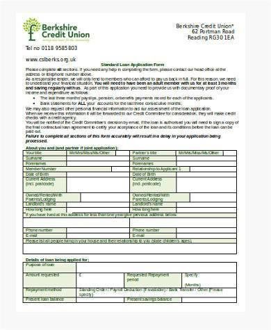 Sample Student Loan Agreement Forms - 8+ Free Documents in Word, PDF