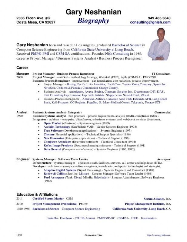 Science Resume Examples. Computer Science Resume Template Resume ...