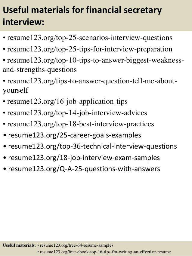 Secretary Resume Examples. Top 8 Corporate Secretary Resume ...