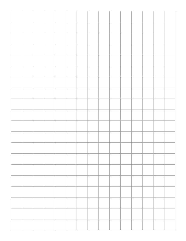 10 Popular Types: Free Printable Graph Paper | LifeSolved