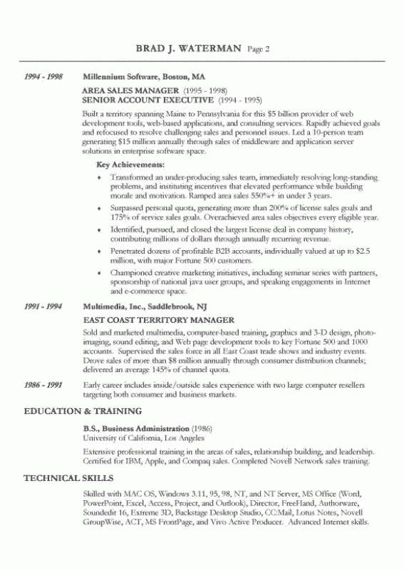 Resume Title Examples – Resume Examples