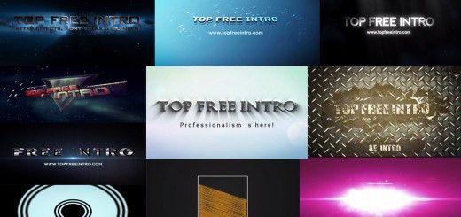 Top 10 FREE Intro Templates 2017 After Effects CS6 | topfreeintro.com