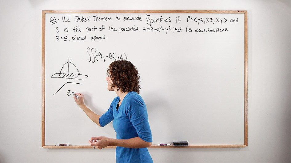 Stokes' Theorem - Calcworkshop