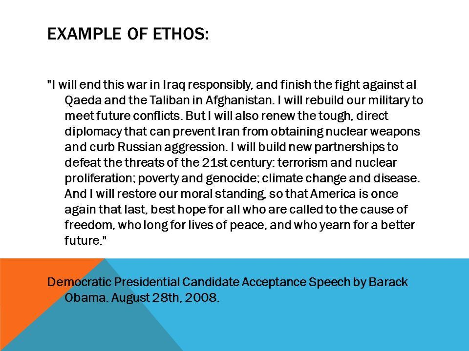 ETHOS, PATHOS, LOGOS, and the rhetorical question - ppt video ...