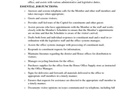 Examples of Clerical Duties Medical Office Assistant Job ...