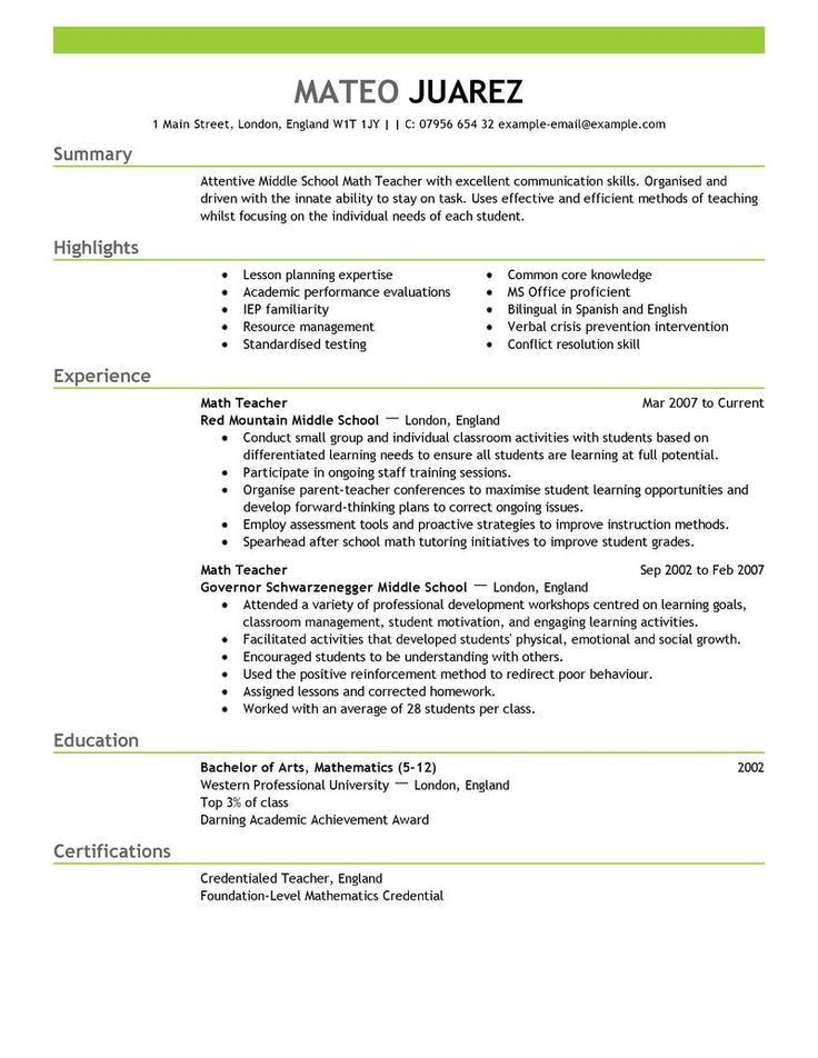 Effective Resume Examples. 4 2 Top 8 Lifeguard Supervisor Resume ...