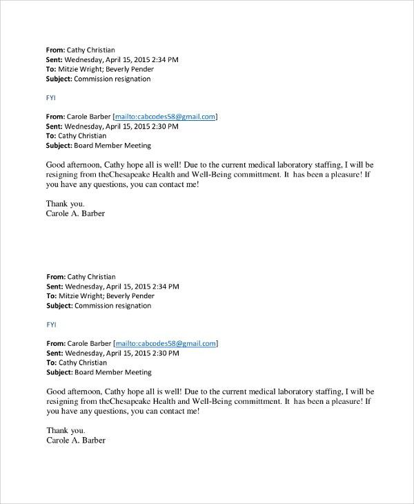 23 fascinating church membership resignation letter sample resume ...