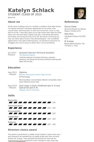 Technical Assistant Resume samples - VisualCV resume samples database