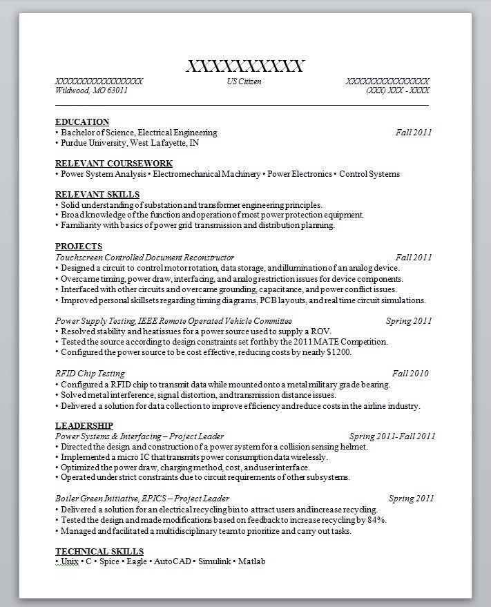 The 25+ best Student resume template ideas on Pinterest | High ...