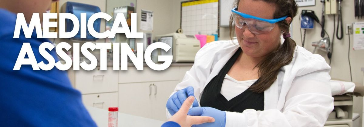 Medical Assisting Class | Central Technology Center