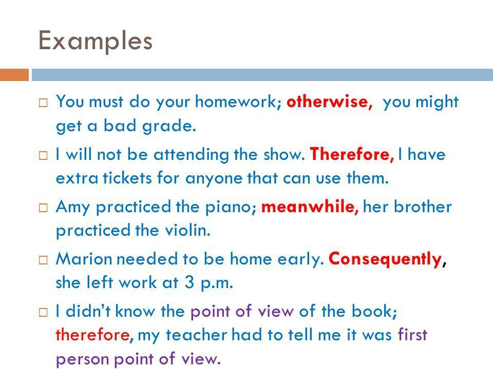 CONJUNCTIONS AND CONJUNCTIVE ADVERBS - ppt video online download