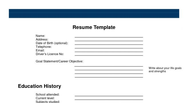 examples of resumes best resume examples for your job search ...