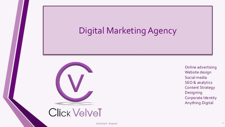 Click velvet Digital Marketing Agency