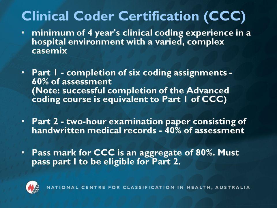 Morbidity coding in Australia - ppt video online download