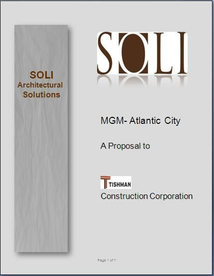 Construction Proposal Template | Microsoft Word Templates