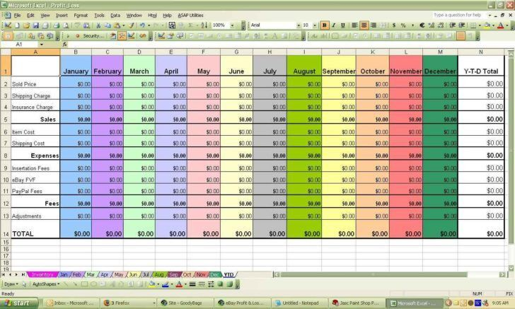Excel Inventory Spreadsheet Template | HAISUME