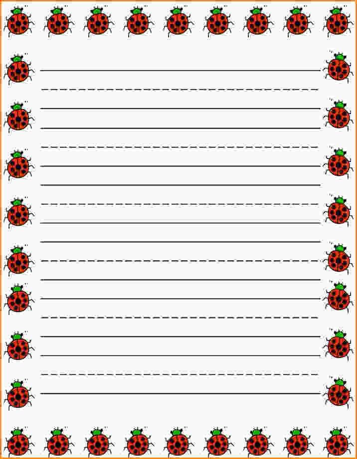 5+ lined paper with border | Loan Application Form