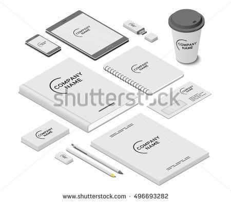 Writing Art Tools Line Design Style Stock Vector 331555934 ...
