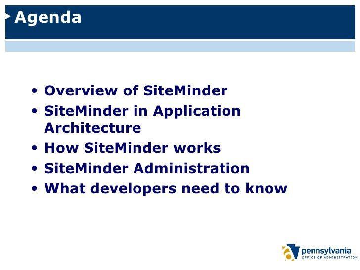 SiteMinder
