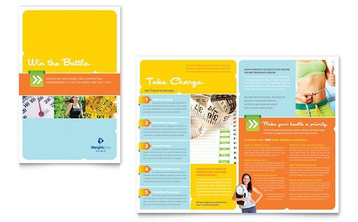 Flyer Templates Design – Pamphlet Templates In Microsoft Word ...