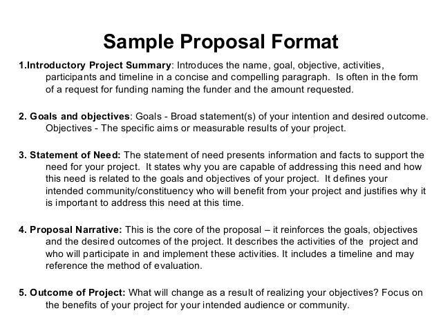 Best 25+ Project proposal example ideas on Pinterest | Material ...