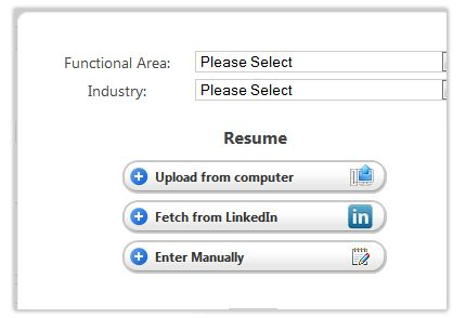 Talent Management System & Resume Collection Software
