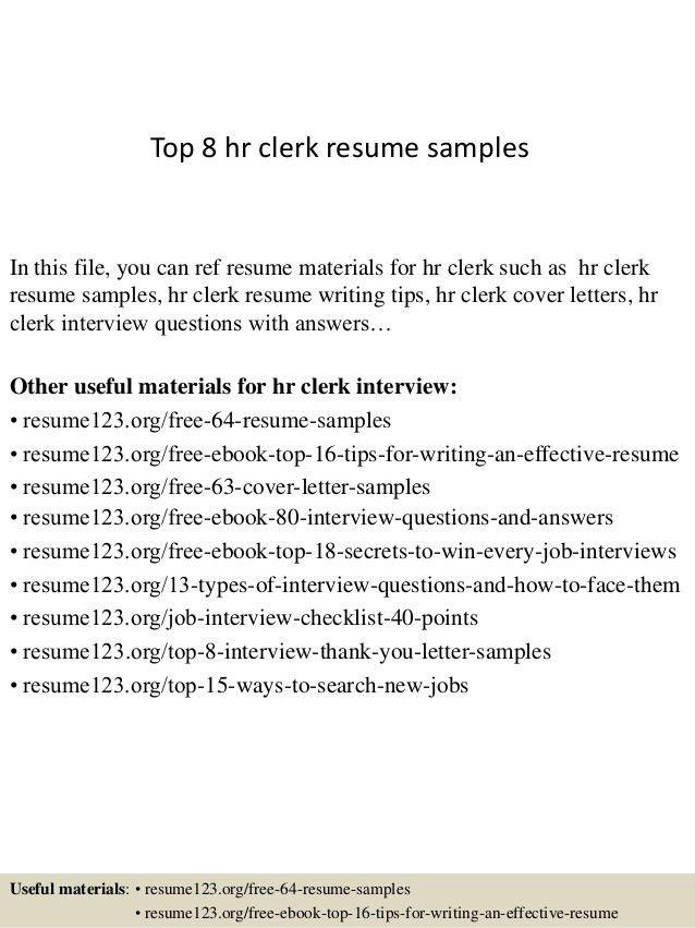 top-8-hr-clerk-resume-samples-1-638.jpg?cb=1428108086