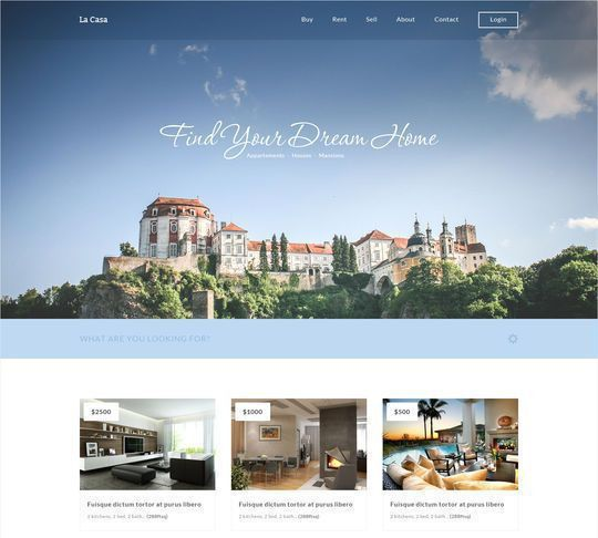16 best Free html/css templates images on Pinterest | Free html ...