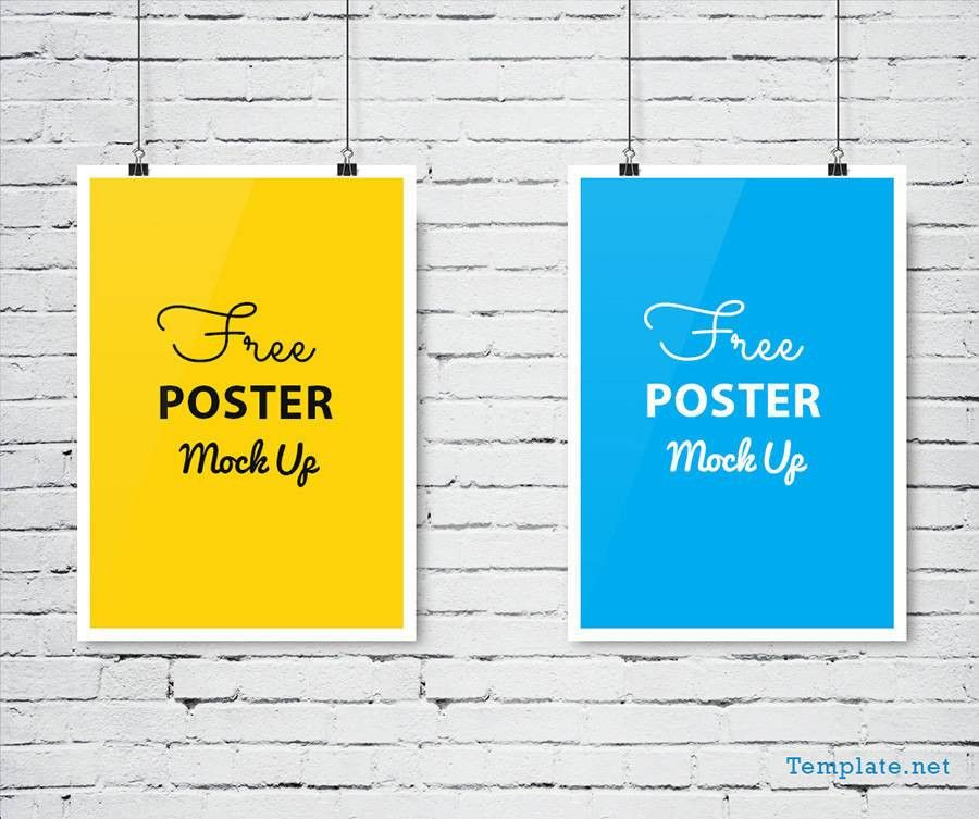 21+ Free Mock-up Templates - Poster, Mobile | Free & Premium Templates