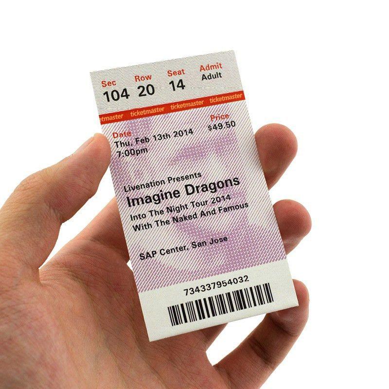 Dear Ticketmaster, – UX & UI Design – Medium