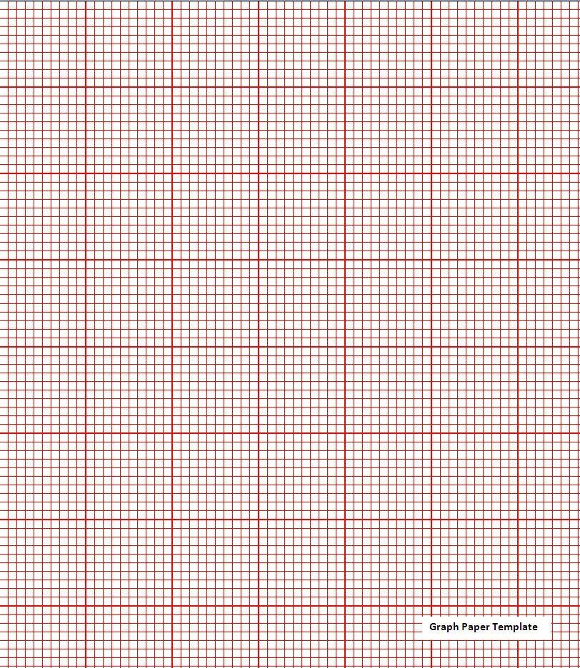 Graph Paper Template Download Template | Word Excel PDF