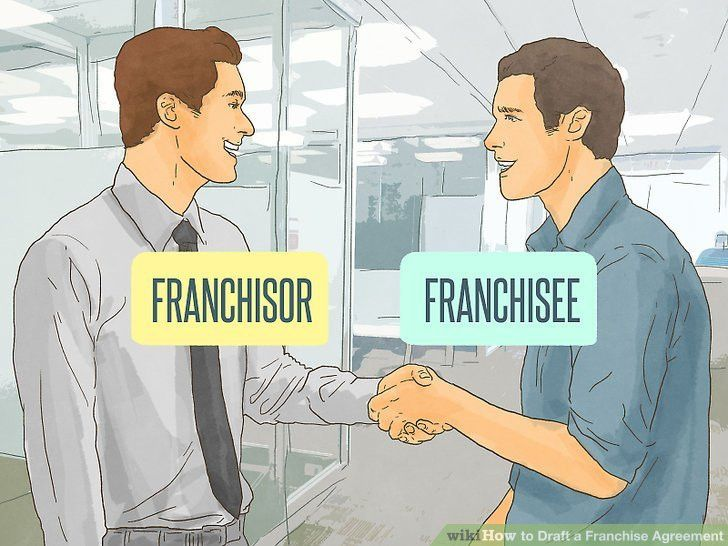How to Draft a Franchise Agreement (with Pictures) - wikiHow