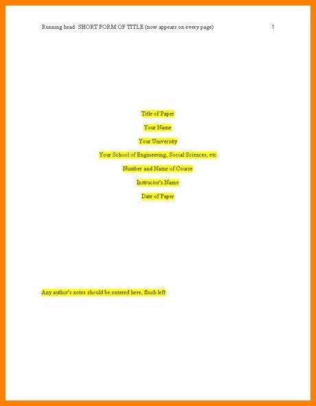 microsoft office apa 6th edition template