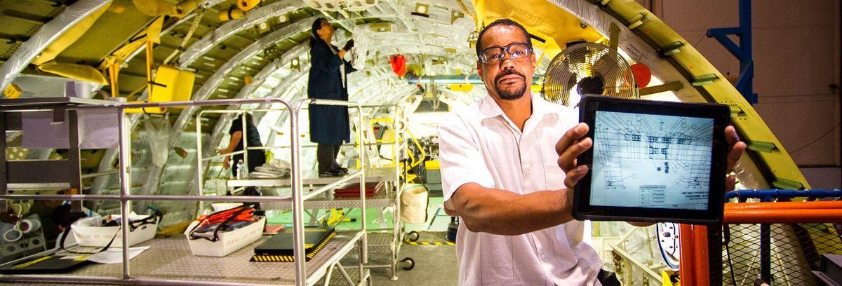 Boeing: Production Engineering Careers